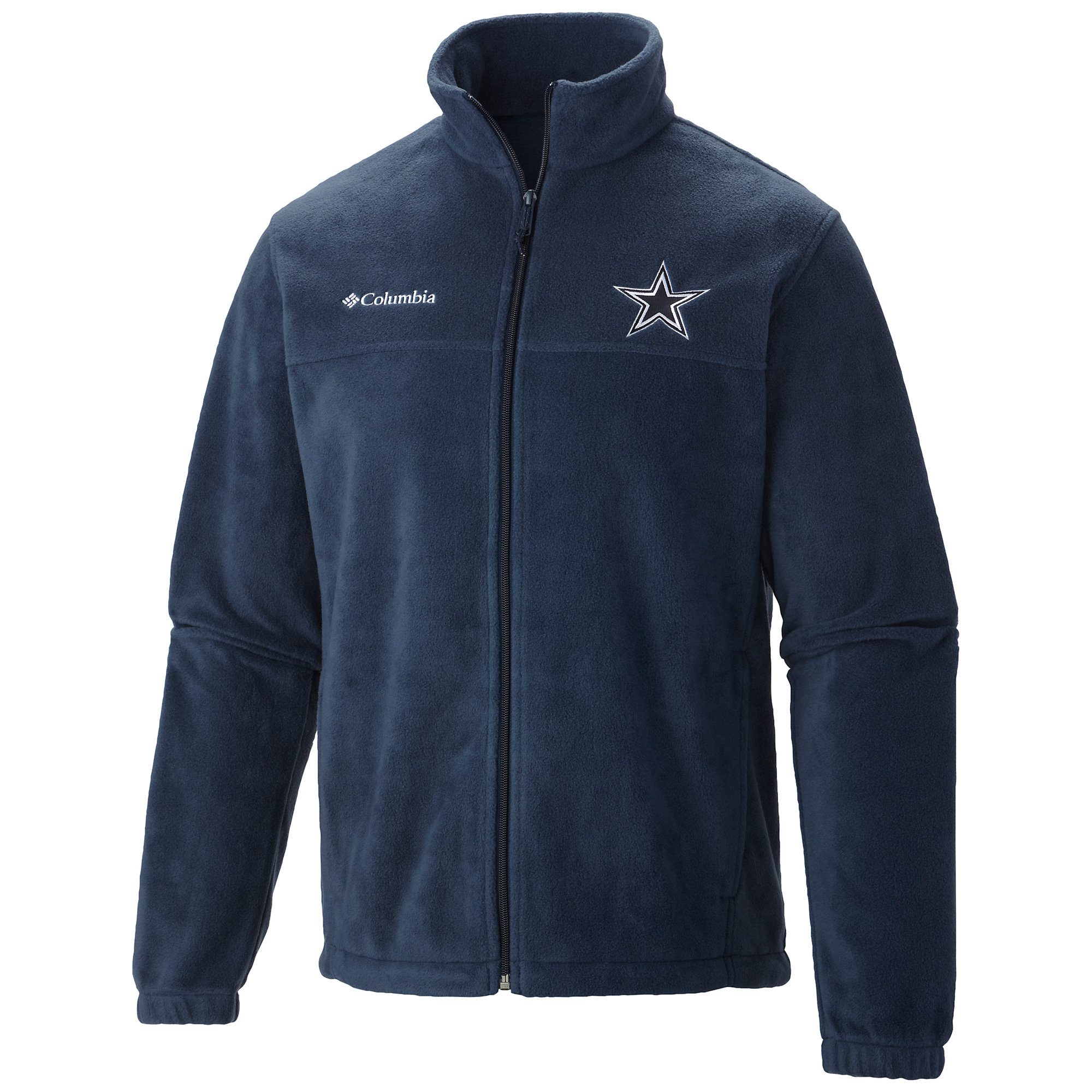 photo: Columbia Flanker Full Zip fleece jacket
