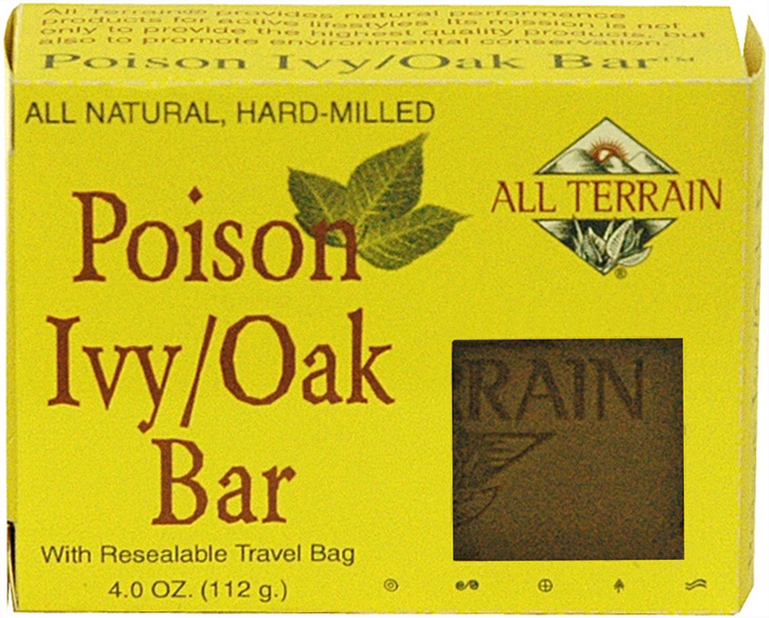 All Terrain Poison Ivy/Oak Bar
