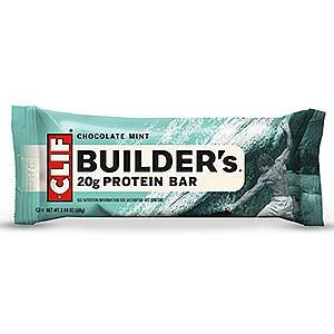 Clif Builder's Chocolate Mint Bar