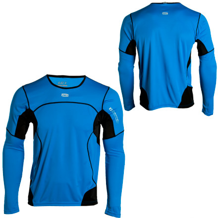photo: Louis Garneau Light Shirt Long-Sleeve long sleeve performance top