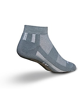 SockGuy Channel Air Low-Cut Gray