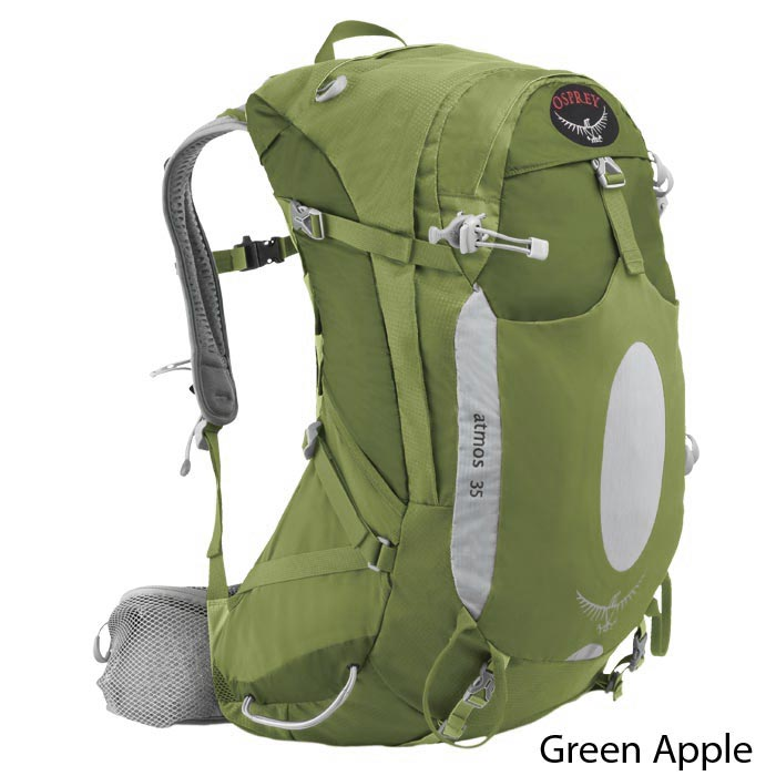 photo: Osprey Atmos 35 overnight pack (2,000 - 2,999 cu in)