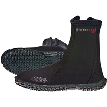 HyperFlex Access 5 mm Hi Top Zipper Boot