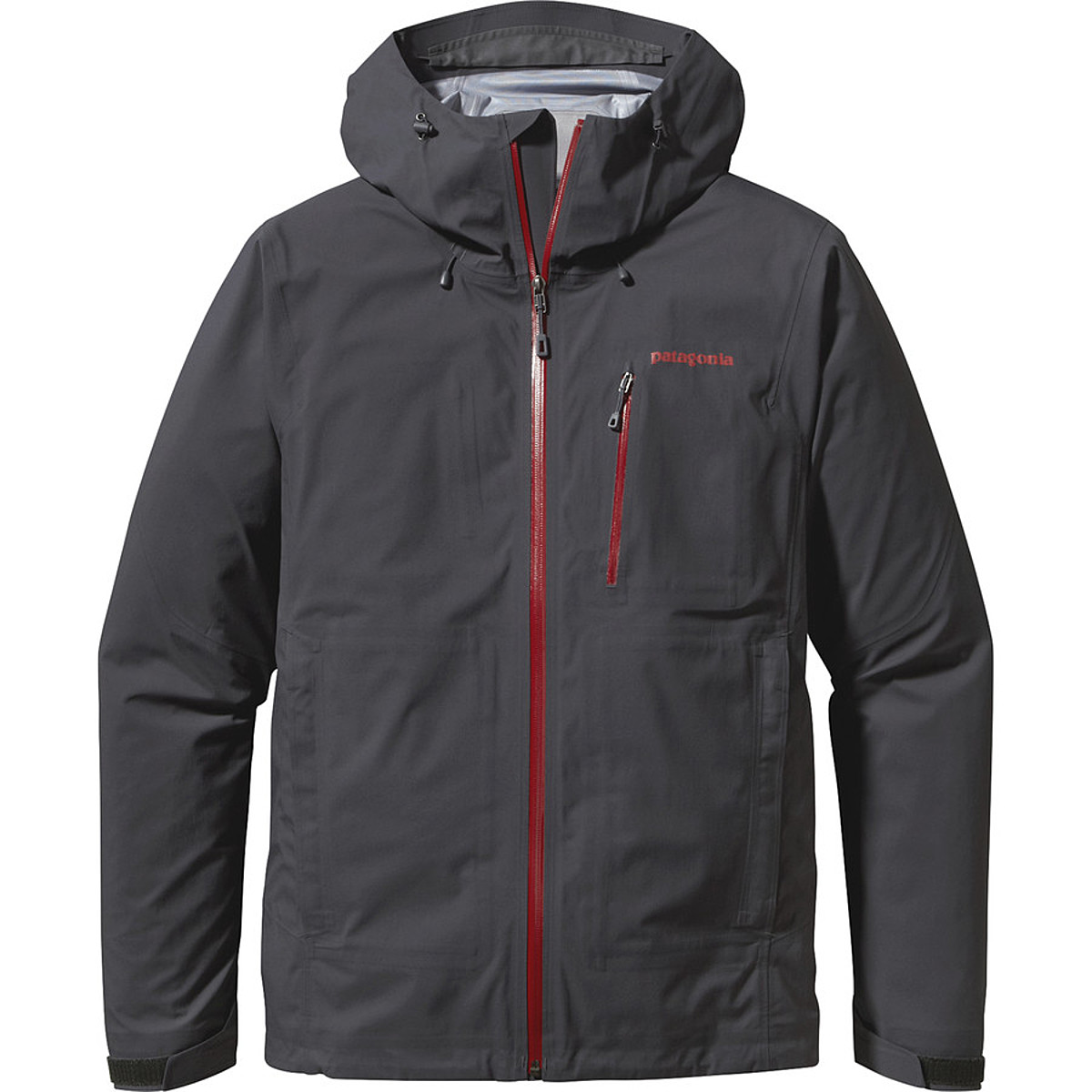 photo: Patagonia Leashless Jacket waterproof jacket
