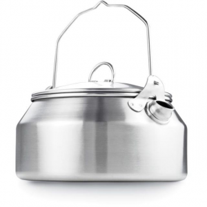 GSI Outdoors Glacier Stainless Tea Kettle 1 Qt