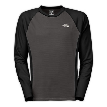photo: The North Face Split Long-Sleeve Crew long sleeve performance top
