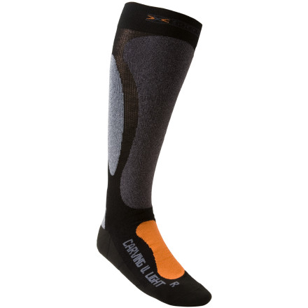 photo: X-Socks Men's Ski Carving Ultralight Sock snowsport sock