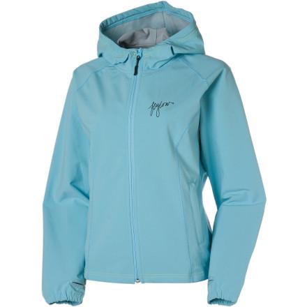 photo: Flylow Gear Bonnie Jacket soft shell jacket