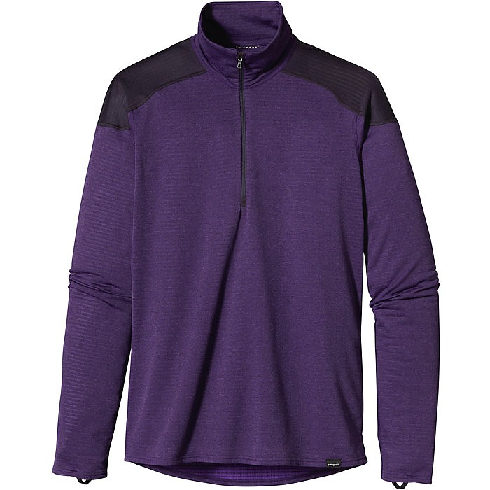 photo: Patagonia Capilene 4 Expedition Weight Zip-Neck base layer top