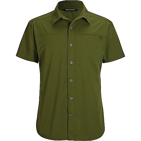 Black Diamond Stretch Operator Shirt