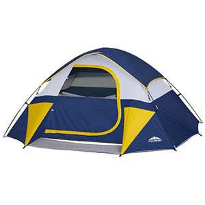 Northwest Territory Sierra Dome Backpack Tent 9' x 7'