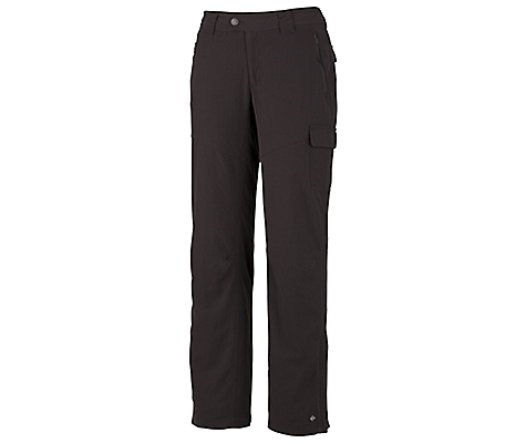 photo: Columbia Channel Lined Straight Leg Pant hiking pant