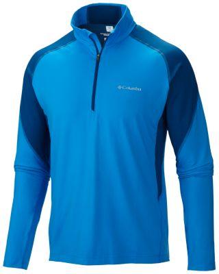 photo: Columbia Freeze Degree II Half Zip Shirt long sleeve performance top