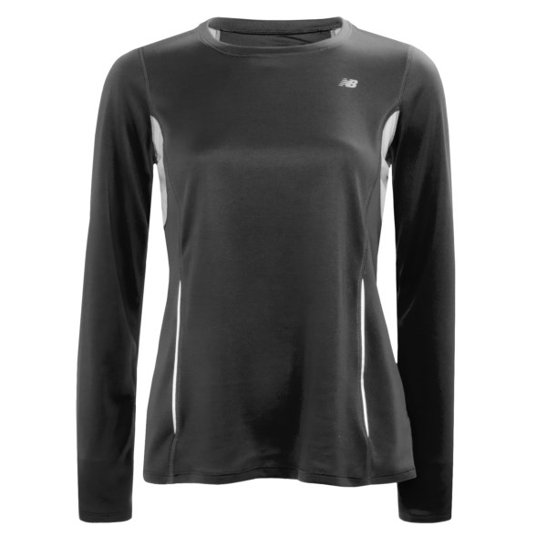 photo: New Balance Women's Tempo long sleeve performance top