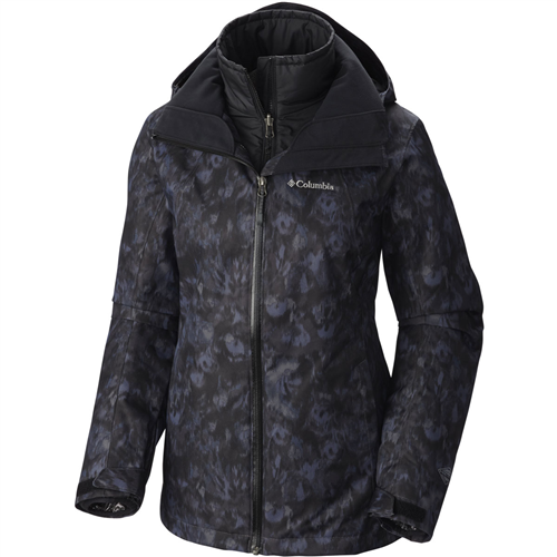 photo: Columbia Women's Whirlibird II Interchange Jacket component (3-in-1) jacket