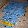 photo: Eddie Bauer Vintage 0 Down Sleeping Bag Quilt