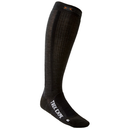 photo of a X-Socks hiking/backpacking sock