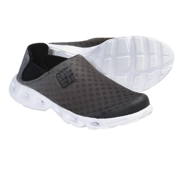 photo: Columbia Men's Drainmaker Slip water shoe