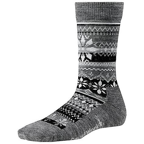 Smartwool Snowflake Fairisle Socks
