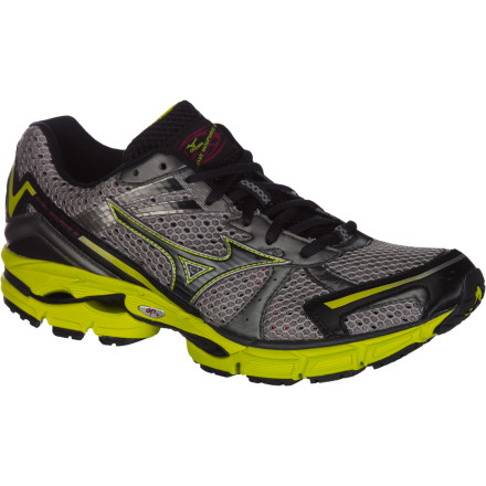photo: Mizuno Wave Inspire 8 trail running shoe