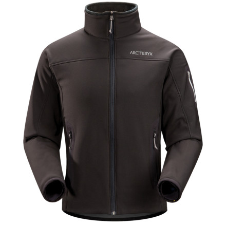 photo: Arc'teryx Firee Jacket soft shell jacket