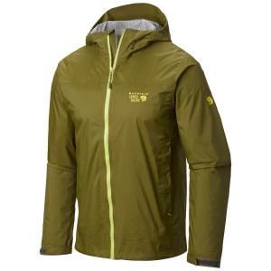 photo: Mountain Hardwear Plasmic Ion Jacket waterproof jacket