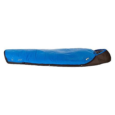 photo: Sierra Designs Verde 20 3-season synthetic sleeping bag
