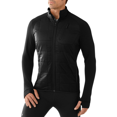 photo: Smartwool PhD SmartLoft Divide Full Zip synthetic insulated jacket