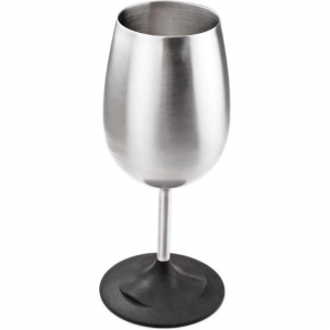 GSI Outdoors Glacier SS Nesting Wine Glass