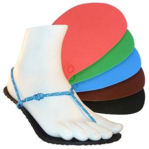 photo: Xero Shoes DIY 4mm Kit sport sandal