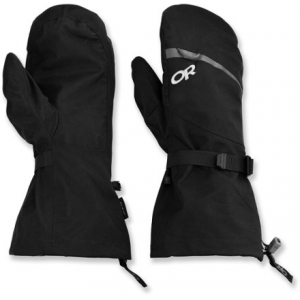 photo: Outdoor Research MT Baker Shell Mitt insulated glove/mitten