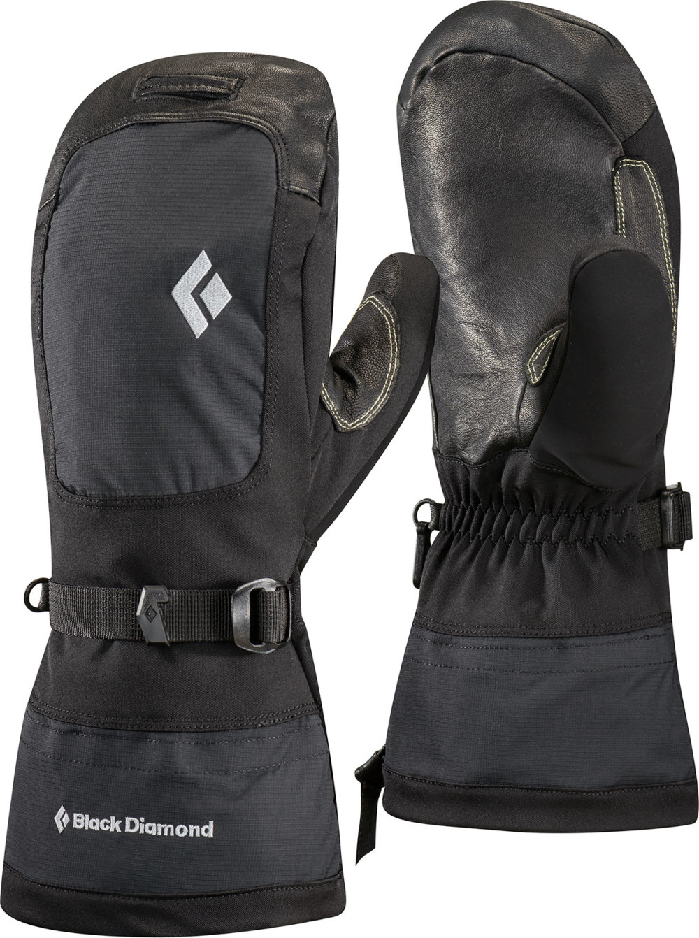 photo: Black Diamond Mercury Mitt insulated glove/mitten
