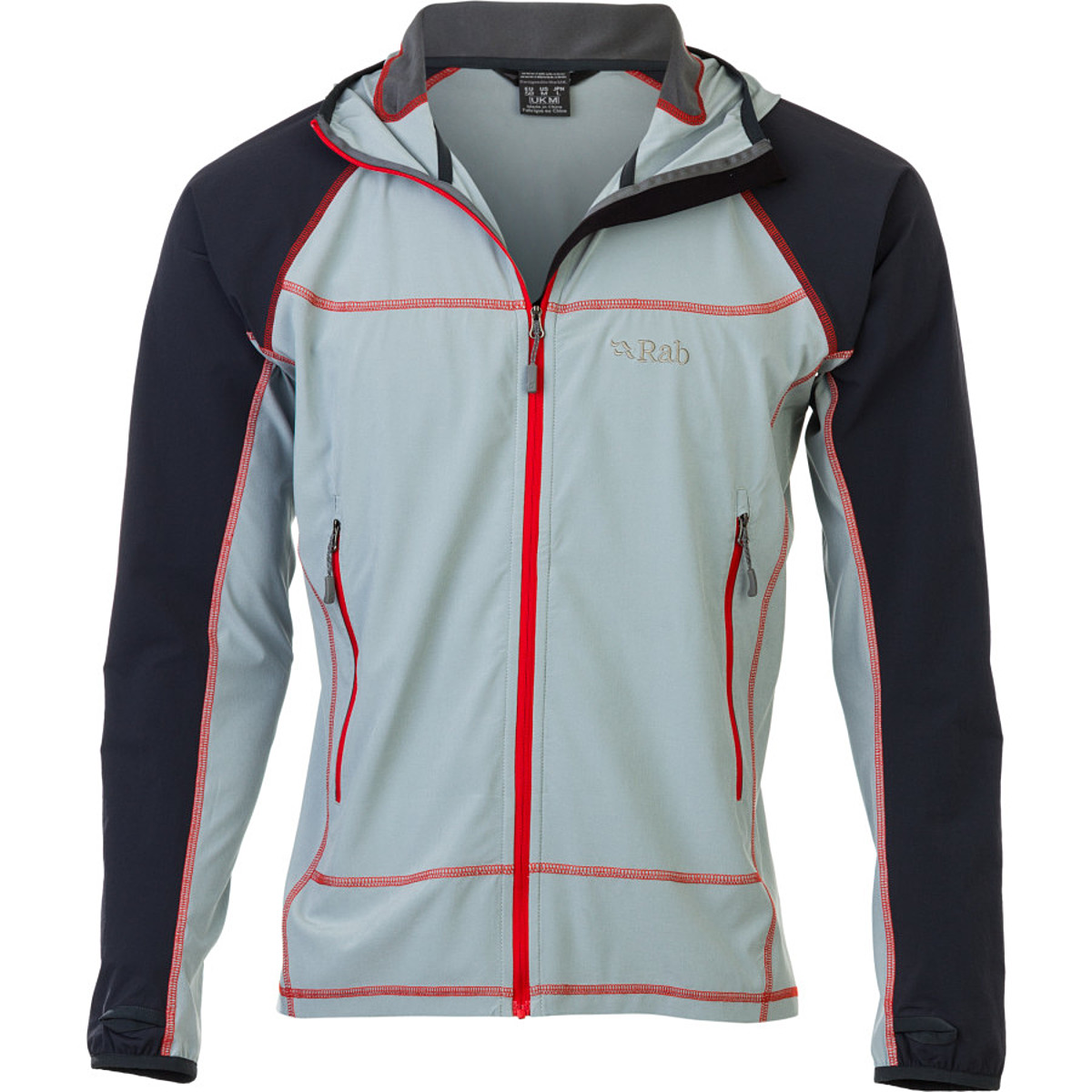 photo: Rab Zephyr Jacket long sleeve performance top