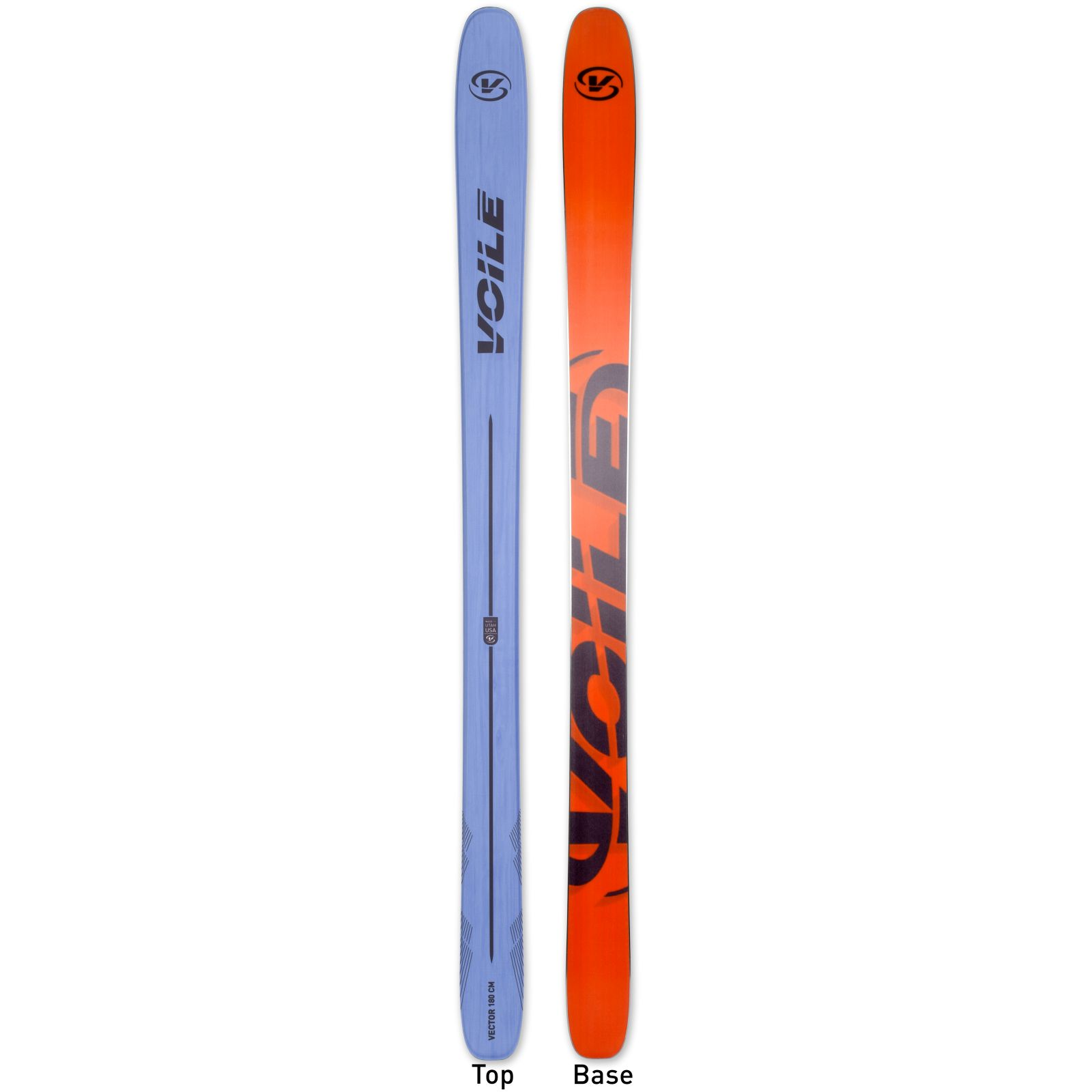 photo: Voile Vector alpine touring/telemark ski
