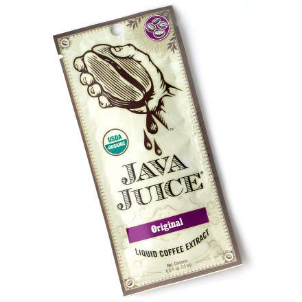 photo of a Java Juice coffee