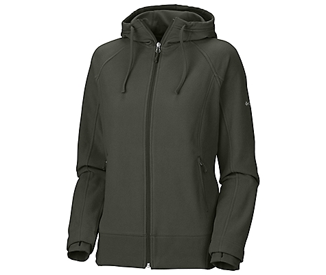photo: Columbia Women's Fast Trek Hoodie fleece jacket