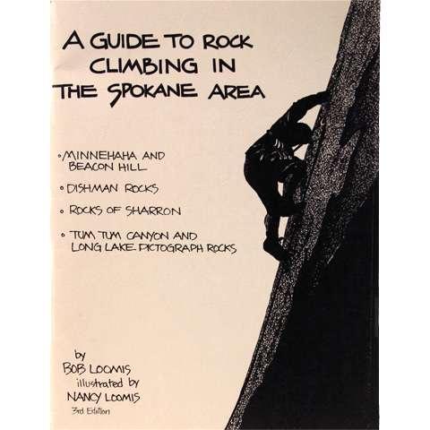 AlpenBooks A Guide to Rock Climbing in the Spokane Area