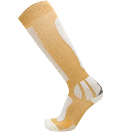 photo: X-Socks Women's Ski Metal Sock snowsport sock