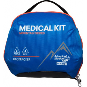 Adventure Medical Kits Mountain Series Backpacker Medical Kit
