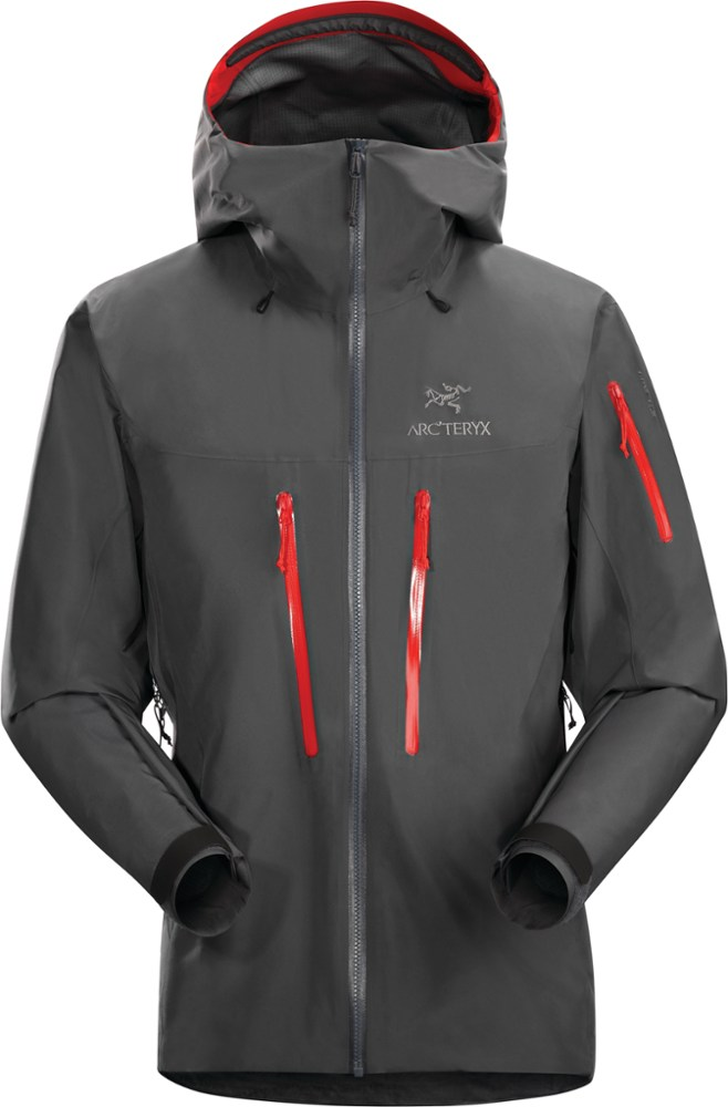 Arc Teryx Alpha Sl Jacket Reviews Trailspace