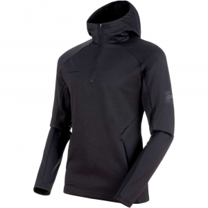 photo: Mammut Runbold Midlayer Hoodie fleece top