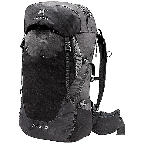 photo: Arc'teryx Axios 33 overnight pack (2,000 - 2,999 cu in)