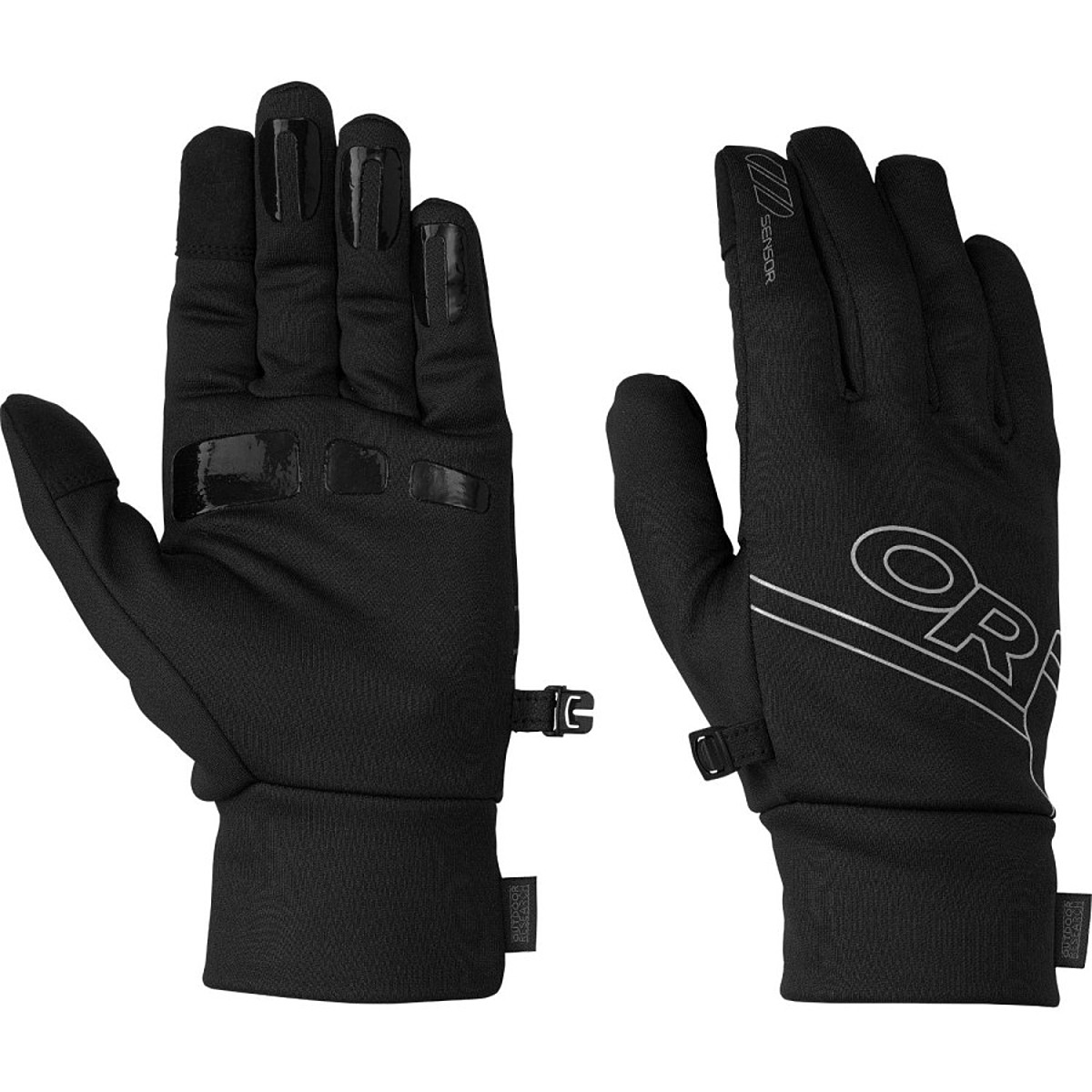 photo: Outdoor Research PL Sensor Gloves fleece glove/mitten