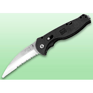 photo: SOG Flash Rescue folding knife