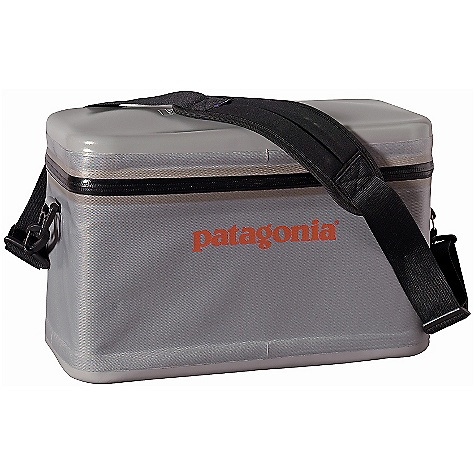 photo: Patagonia Great Divider dry duffel