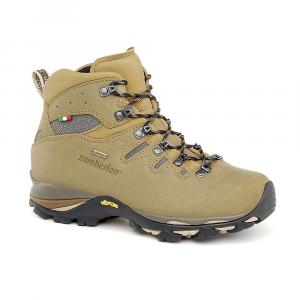 photo of a Zamberlan hiking boot