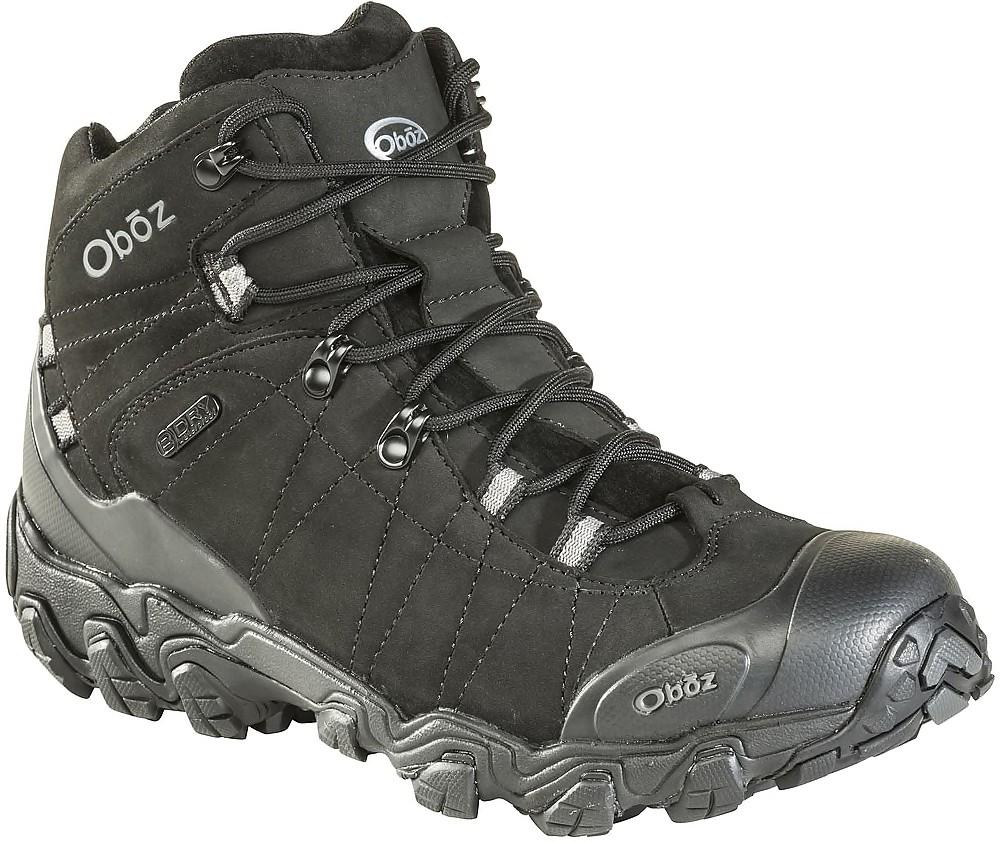 photo: Oboz Bridger Mid Waterproof hiking boot