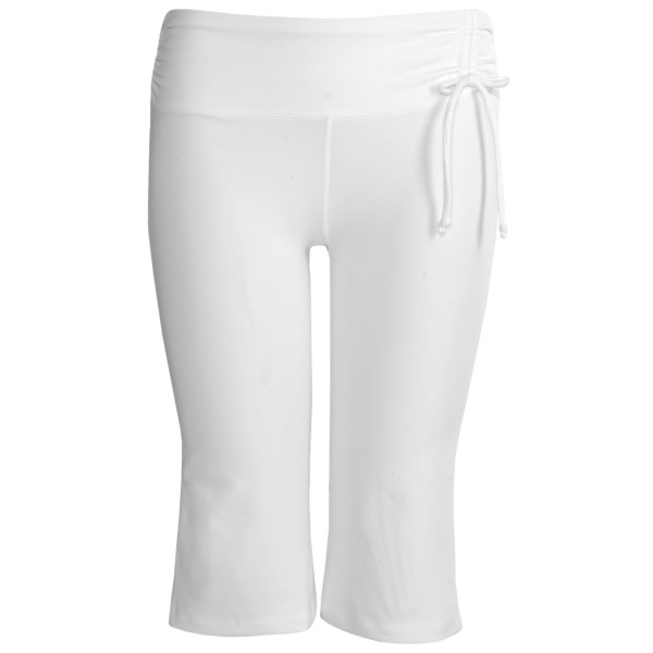 photo: prAna Mackenzie Knickers performance pant/tight