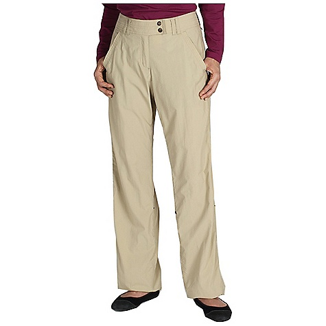 photo: ExOfficio Women's BugsAway Ziwa Pant hiking pant