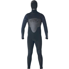 photo: HyperFlex Flow Series 5/4/3 mm Front Zipper Hooded Full Suit wet suit